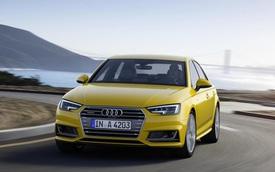 Xe sang Audi A4 2017 có giá từ 37.300 USD
