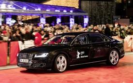 Audi A8L W12 không người lái ra mắt tại liên hoan phim