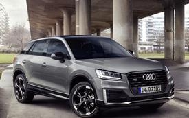 Audi Q2 hầm hố và thể thao hơn trình làng