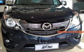 Mazda BT-50 2016 sắp ra mắt Việt Nam, giá từ 669 triệu Đồng