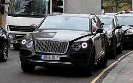 David Beckham tậu SUV siêu sang Bentley Bentayga trị giá 5,13 tỷ Đồng
