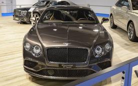 Làm quen với Bentley Continental GT Speed phiên bản đúng 6 chiếc xuất xưởng
