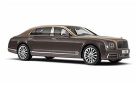"""Bentley ra mắt phiên bản """"sang chảnh"""" hơn của Mulsanne"""