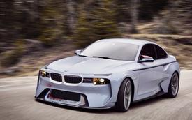 BMW 2002 Hommage Concept - Hình ảnh khác lạ của M2 Coupe