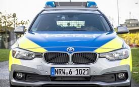 Cảnh sát chê BMW 3-Series không phù hợp làm xe tuần tra