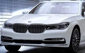 """BMW 7-Series 2016 phiên bản """"sang chảnh"""" trình làng"""