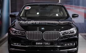 BMW 7-Series rẻ hơn đã về Việt Nam, giá từ 4,098 tỷ Đồng