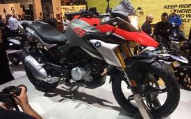 """BMW G310GS 2017 - Xe adventure giá """"mềm"""" cho người mới chơi mô tô"""