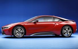 BMW i8 - Xe hybrid thể thao bán chạy nhất thế giới