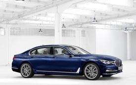BMW 7-Series phiên bản kỷ niệm 100 năm trình làng