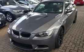 BMW M3 phiên bản bán tải: Không phải là trò đùa