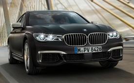 BMW M760Li xDrive 2017 - Một 7-Series thể thao hơn