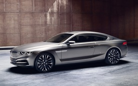 BMW phát triển 8-Series, cạnh tranh với Bentley Continental GT