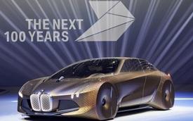 Vision Next 100: Tầm nhìn thế kỷ 22 của BMW