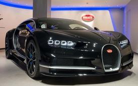 Mua siêu xe Bugatti Chiron, nhà giàu phải làm theo quy trình này