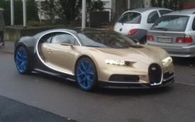 Chiếc siêu xe Bugatti Chiron xấu xí nhất từ trước đến nay