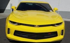 """Cặp đôi xe """"cơ bắp"""" Chevrolet Camaro 2016 """"rục rịch"""" về Việt Nam"""