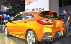 Chevrolet Cruze Hatchback 2017 có giá hợp túi tiền