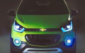 Chevrolet Spark Cross 2017 – Đối thủ mới của Hyundai i20 Active