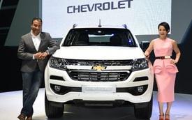 Chevrolet Trailblazer 2016 rục rịch về Việt Nam, đe dọa Toyota Fortuner