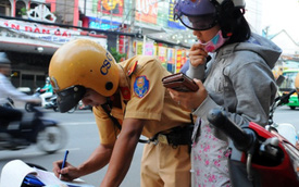 Năm 2016, vi phạm lỗi này có thể bị phạt đến 6 triệu Đồng