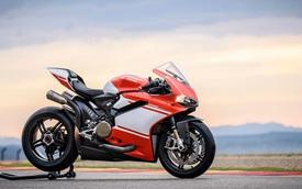 """Siêu mô tô nhẹ nhất của Ducati trình làng, giá 80.000 USD nhưng đã """"cháy hàng"""""""