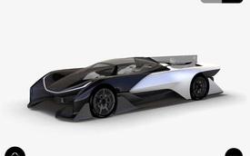 """Faraday Future Concept – Siêu xe """"lạ hoắc"""" nhưng đầy tham vọng"""