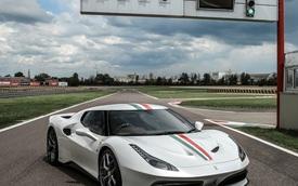 Ferrari 458 MM Speciale - Siêu xe có một không hai của đại gia Anh