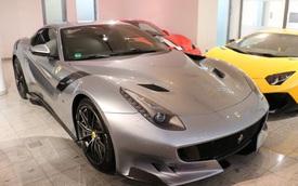 """Nhà giàu cũng phải """"khóc thét"""" với giá của chiếc Ferrari F12tdf này"""