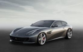 Ferrari GTC4Lusso - Siêu xe thay thế đàn anh FF