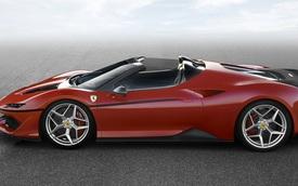 """Ferrari trình làng một 488 Spider với thiết kế """"không đụng hàng"""""""