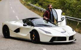 """Ngắm LaFerrari Aperta """"đẹp từng cm"""" của tay lái thử xe Ferrari chuyên nghiệp"""