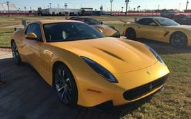 """Bắt gặp Ferrari SP275 RW Competizione """"thửa riêng"""" của một nha sỹ"""