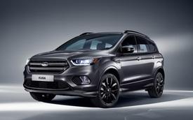 """Ford Escape 2017 - Xe SUV chỉ """"ăn"""" 4,4 lít nhiên liệu cho 100 km"""