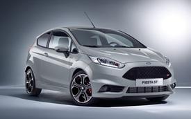 Ford giới thiệu Fiesta mạnh nhất từ trước đến nay