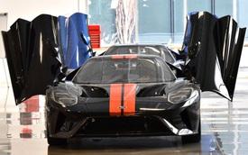 Siêu xe Ford GT 2017 đầu tiên xuất xưởng sau gần 2 năm ra mắt