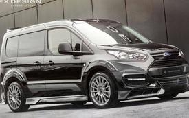 """Ford Transit Connect biến hóa thành xe Van """"sành điệu"""""""