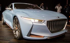 Đây là mẫu xe Genesis sẽ cạnh tranh với BMW 3-Series