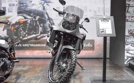 Harley-Davidson 750 Stealth - Xế độ độc nhất của một chủ đại lý