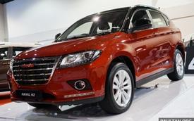 Mazda CX-5 và Honda CR-V có đối thủ mới giá dưới 600 triệu Đồng