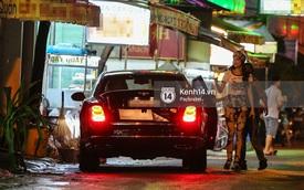 Hồ Ngọc Hà đi sự kiện bằng Bentley Mulsanne tiền tỷ của đại gia Chu Đăng Khoa
