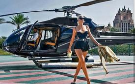 """Hội con nhà giàu Dubai chứng tỏ """"độ chịu chơi"""" bằng siêu xe """"khủng"""""""