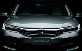 Honda Accord 2016 sắp ra mắt tại Thái Lan, có thể sớm về Việt Nam