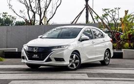 Honda City phiên bản hatchback chính thức được bày bán, giá từ 297 triệu Đồng