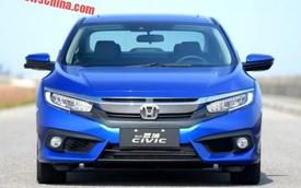 Làm quen với một Honda Civic 2016 khác biệt, giá từ 449 triệu Đồng