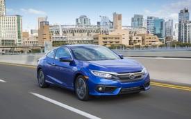 Honda Civic Coupe 2016 có giá hợp túi tiền