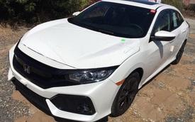 Bắt gặp Honda Civic Hatchback thế hệ mới ngoài đời thực