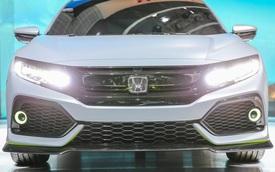 Honda Civic Hatchback thế hệ mới bất ngờ đến Đông Nam Á
