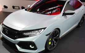 """Honda Civic Hatchback thế hệ mới """"bằng xương, bằng thịt"""""""