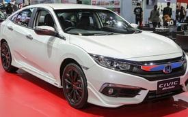 Honda Civic 2016 phiên bản thể thao hơn trình làng